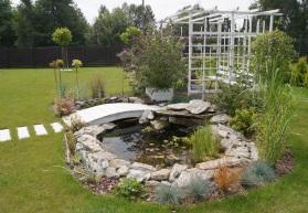MALNOVA ekskluzywne meble aranżacja ogrodów redesign oczko wodne